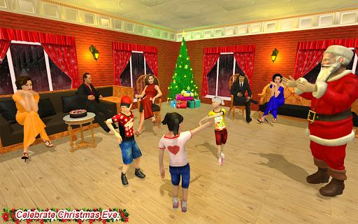 Christmas Flying Santa Gift Delivery apkdebit screenshots 5