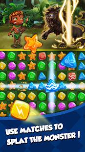 Jewels Island - Match 3 Adventure Puzzle