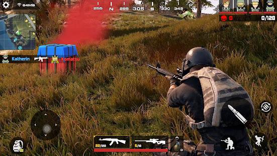 Encounter Strike:Real Commando Secret Mission 2021 1.2.3 Screenshots 9