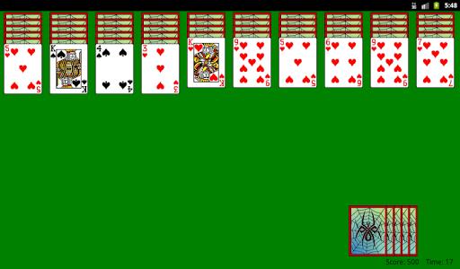 Classic Spider 1.5.1 screenshots 2
