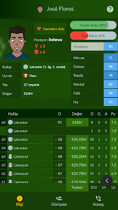 Futbolcu Menajeri (Football Agent) Apk İndir 3