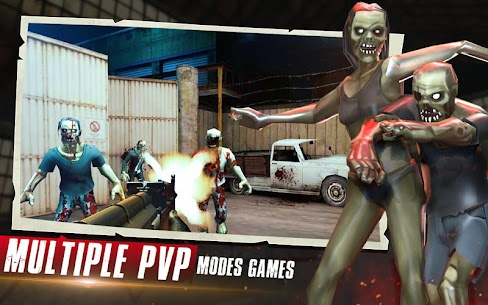 Zombie Royale 3D Halloween Survival Battle Royale 5