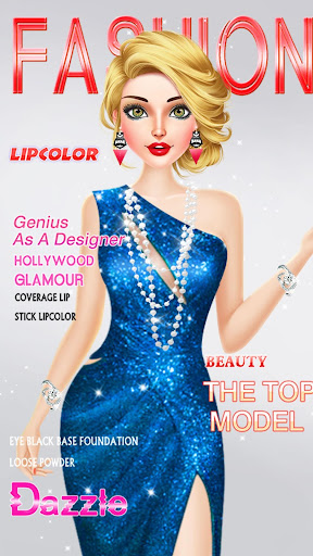 Model Fashion Red Carpet: Dress Up Game For Girls 0.4 screenshots 7