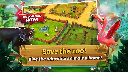 Zoo 2: Animal Park MOD Apk 1.58.0 (Unlocked) 1