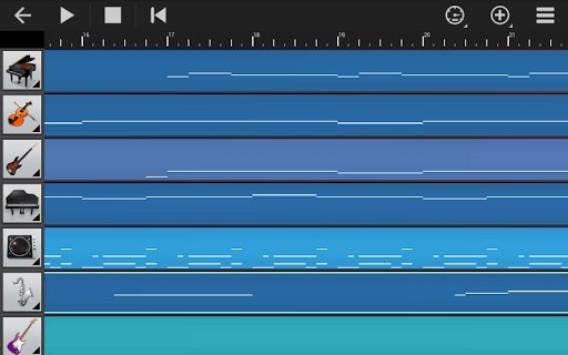 Walk Band - Multitracks Music 7.4.8 Screenshots 10