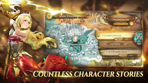 Sdorica: Puzzle & Tactical RPG Apkfinish screenshots 6