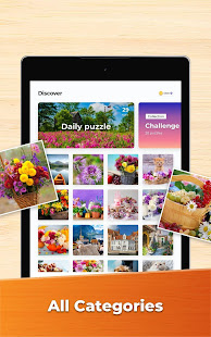 Jigsaw Puzzles - HD Puzzle Games 4.6.1-21072352 Screenshots 10