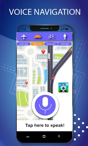 gps navigation tools & speedometer 2020 screenshot 3