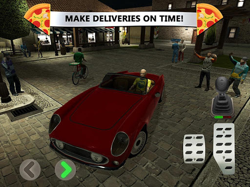 Pizza Delivery: Driving Simulator 1.6 screenshots 8