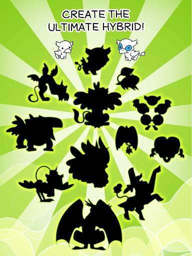 Griffin Evolution - Merge and Create Legends! screenshots 8