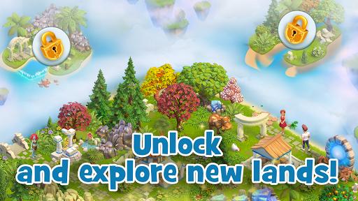 Land of Legends: Building games. Build your city apktram screenshots 23