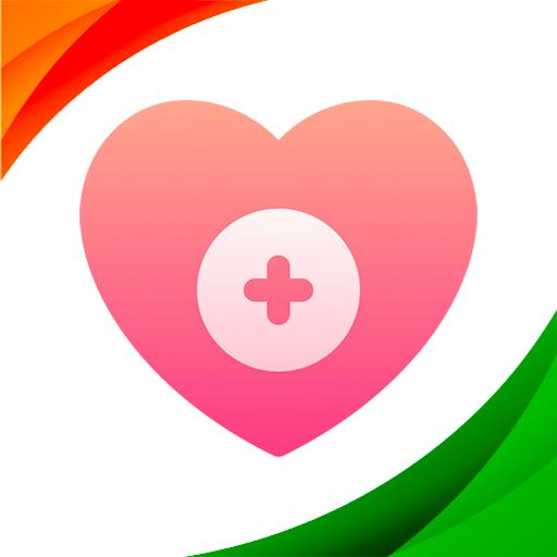 Aarogya Health Setu App icon