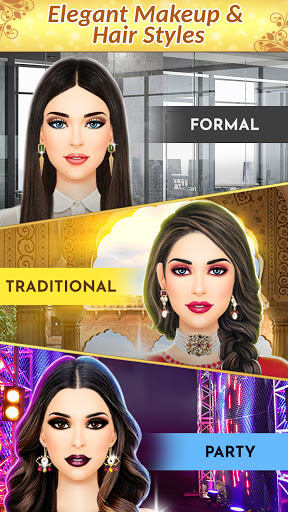Indian Fashion Dressup Stylist  screenshots 8