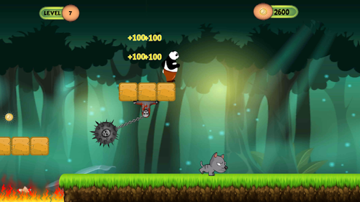 Forest Panda Run 1.2.6.2 screenshots 8