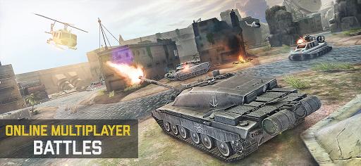 Massive Warfare: Helicopter vs Tank Battles 1.54.205 screenshots 14