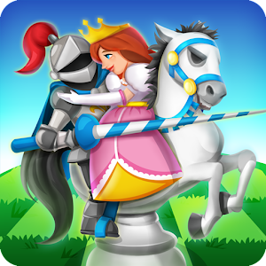 Knight Saves Queen  Brain Puzzle Chess Puzzles