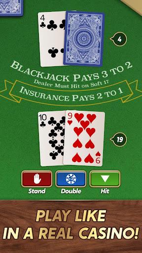 Blackjack apktram screenshots 4