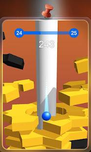 Happy Stack Ball-crush helix jump 1.4.0 Screenshots 4