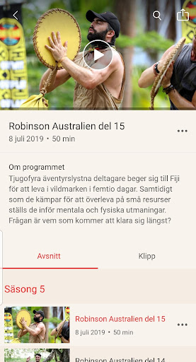 TV4 Play android2mod screenshots 2