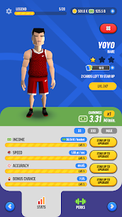 Basketball Legends Tycoon – Idle Sports Manager Apk Download 2021 5