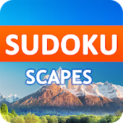 Sudoku Scapes