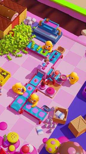 Candy, Inc.: Build, Bake & Decorate  screenshots 2