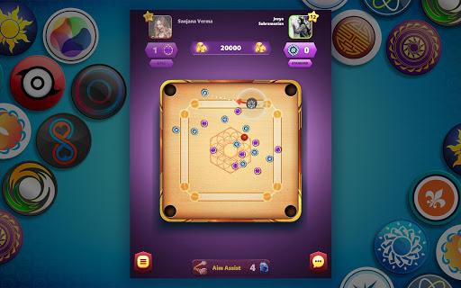 Carrom Friends : Carrom Board & Pool Game 1.0.31 screenshots 15