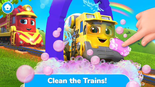 Mighty Express - Play & Learn with Train Friends screenshots 2