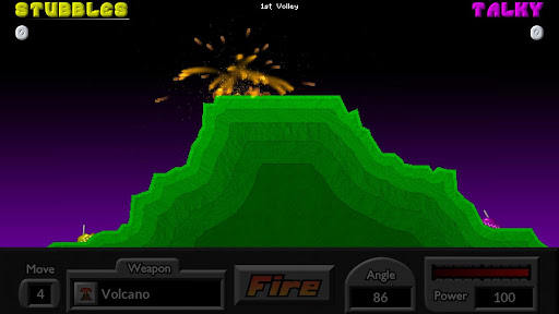 Pocket Tanks 2.5.2 screenshots 1