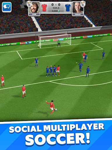 Score! Match - PvP Soccer apktram screenshots 7