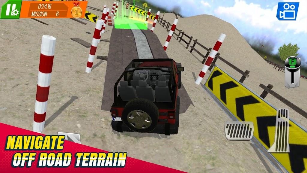 Car Trials: Crash Driver  poster 1