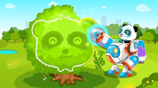 Little Panda Green Guard 4