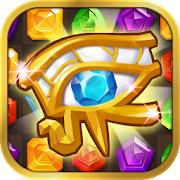 Pharaoh's Fortune Match 3: Gem & Jewel Quest Games
