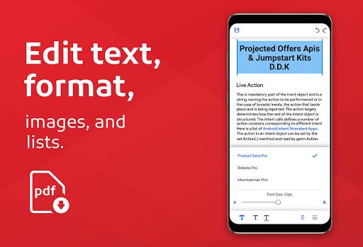 PDF Reader – penampil pdf , pembaca pdf sederhana