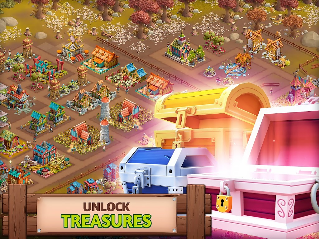Fantasy Island Sim: Fun Forest Adventure  poster 14