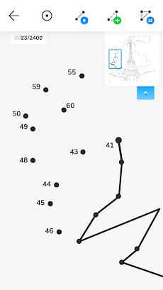 Dot to Dot - 点つなぎゲームのおすすめ画像1