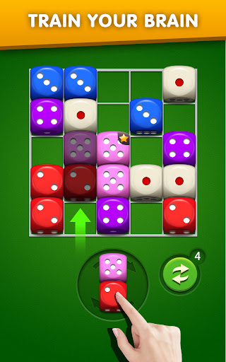 Dice Puzzle 3D-Merge Number game  screenshots 13