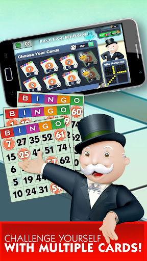 MONOPOLY Bingo! 3.3.8g screenshots 7