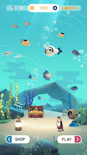 Puzzle Aquarium Mod Apk 70 (Unlimited Money) 4