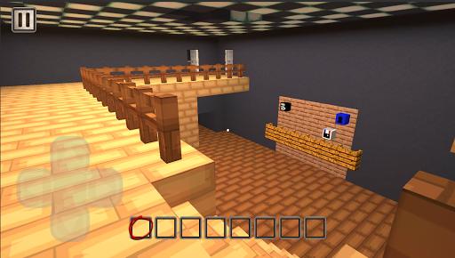 blocky Granny mod chapter one modavailable screenshots 9