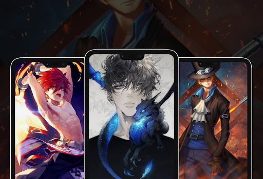 Anime Boy Wallpapers - Anime Wallpaper Anime Boys 1.0.3 Screenshots 1
