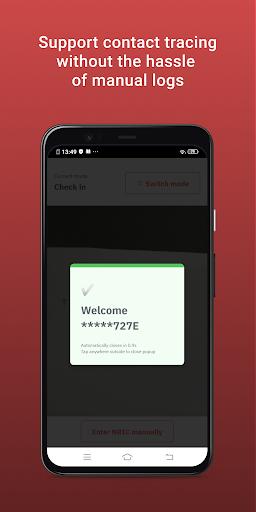 SafeEntry (Business)  Screenshots 3