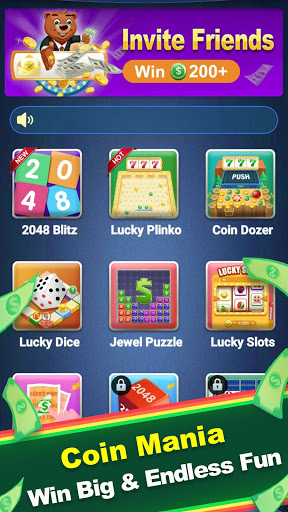 Coin Mania - win huge rewards everyday  screenshots 8
