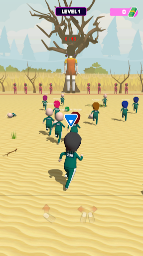 Squid Game 3D: Online Squids Game screenshot 2