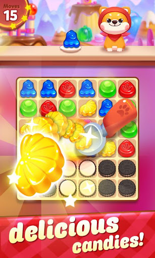Candy Bomb Fever - 2020 Match 3 Puzzle Free Game screenshots 6