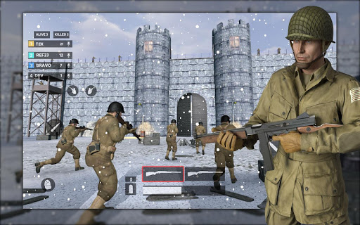 Last Fort of World War screenshots 5