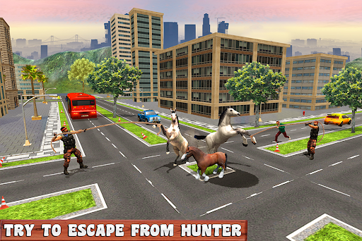Horse Family Jungle Adventure Simulator Game 2020 screenshots 12