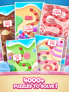 Word Sweets - Crossword Game Screenshot