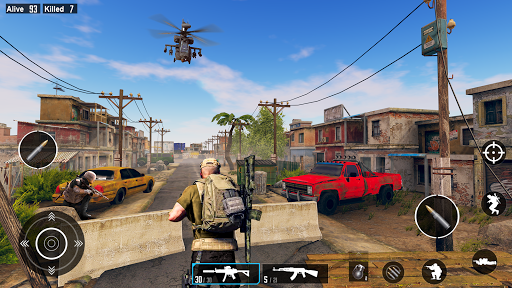 Real Commando Mission - Free Shooting Games 2020 3.5 screenshots 3