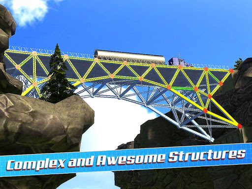 Bridge Construction Simulator 1.2.7 Screenshots 11